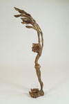 """Fadenzieher"" Edition 24 + 3EA  Bronze 50x25x17cm"