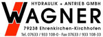 Wagner GmbH, Hydraulik + Antrieb