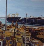 Le port, Alger