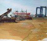 Le chantier naval, Le Guilvinec