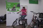 e-Trike von Helkama