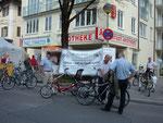 Starnberg Marktsonntag Dreiräder