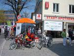 Starnberg Marktsonntag mit Van Raam Fun2Go