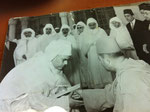 Mohammed Ben Omar Tawdi Bensouda avec sa Majesté