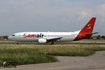 Boeing 737 - MSN 24439 - OM-SAA - Samair
