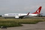 Boeing 737 Next Gen - MSN 29779 - TC-JFR  - THY Turkish Airlines
