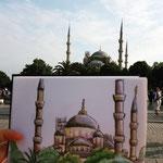 "Urban Sketching in Istanbul - Sultan Ahmet Moschee (""Blaue Moschee"")"