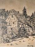 Mühle in Hessen 4  Feder