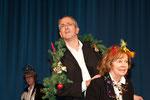 2014 Weihnachtsshow mit Ralf Stoffers, Irmtraud Bernhard
