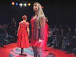 2005 Vagina Monologe von Eva Ensler mit Marion Wehinger