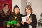 2014 Weihnachtsshow mit Helga Raschner und Verena Steurer