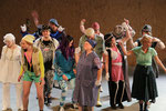 2018 Der wunderbare Massenselbstmord: Das Ensemble