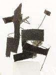 "Andreas Jonak, 2010 ""Untitled"", Steel, 50 cm x 50 cm x 70 cm"