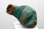 Andreas Jonak, 2020, Untitled, Steel, Copper, 75 cm x 50 cm x 40 cm