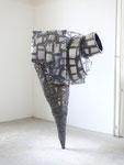 "Andreas Jonak, 2012 ""Gerät"", Steel, 200 cm"