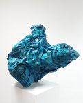"Andreas Jonak, 2018, ""Cocoon II"" (Back), Kupper, 100 cm x 80 cm x 60 cm"