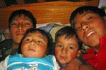 Carlos, Michael, Erick & Tito