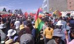 Marchas / Demonstrationen; So zeigt das Volk seinen Willen