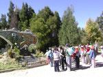 Ausflug der Comunidad in den Zoo von La Paz