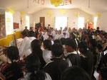 Im Gottesdienst
