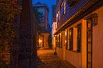 Zons (Rheinland) - an der Stadtmauer