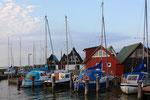 Hafen von Althagen