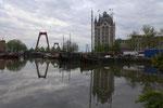 Weißes Haus, oude haven, Rotterdam