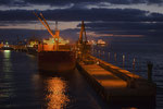 Containerhafen von Santa Cruz / Teneriffa