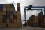 Containerhafen von Las Palmas (Gran Canaria)