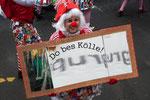 Kölner Rosenmontagszug 2012