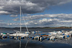 Yachthafen von Skogn