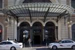 Bahnhof von Cartagena (Spanien)