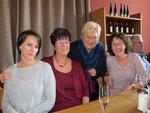 Anne, Svenja, Martina & Anita