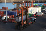 Containerhafen von Lanzarote