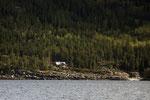 Fjord von Skogn in Richtung Nordsee