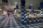 in der Fischhalle (auf dem Markt von Santa Cruz / Teneriffa)