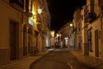 Gasse in Nerja (Andalusien)