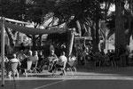 Herrenrunde in Las Palmas (Gran Canaria)