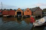 Bootshäuser Althagen