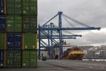OPDR Tenerife m Hafen von Las Palmas (Gran Canaria)
