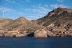 Küste von Cartagena (Spanien)