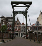 Brücke im Delfshaven Rotterdam