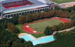 Stadion und Freibad Müngersdorf