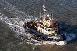 Schlepper-Schiff (Tugboat)