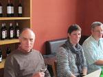 Heinrich, Sabine & Gabi