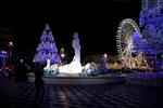 Weihnachtsmarkt in Nizza