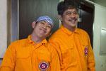 Don & Ronald (Küchenjunge & Koch)