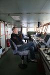 Kapitän der Rheintal