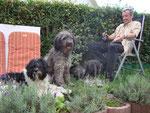 Chillen mit Rella, Isabeau und Rodg