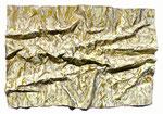 geological structures, 55x38 cm, Mischtechnik auf Papier